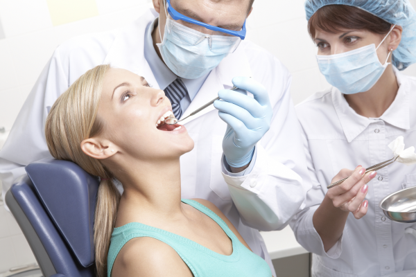Vital Services Offered By A Professional Dentist